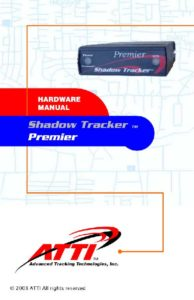 Advanced tracking technologies Inc. (Easy to use Mobile friendly tracking Device)