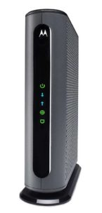MOTOROLA Cable Modem, Model MB7621, DOCSIS 3.0