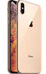 Apple iPhone XS Max, Gold (Renewed), Fully Unlocked 256 GB