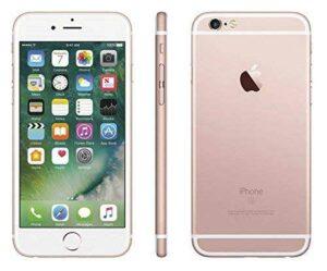 iPhone 6S Fully Unlocked (Renewed) by Apple