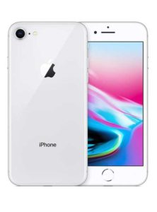 Apple iPhone 8, 64GB, Silver