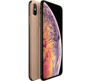 Apple iPhone XS Max, 256GB memory, Gold ( For Sprint)
