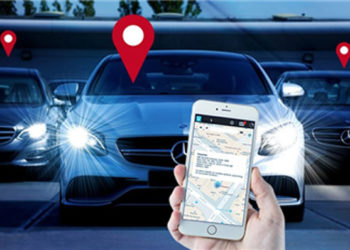 gps device to track a car