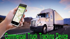 Commercial Truck Tracking Devices