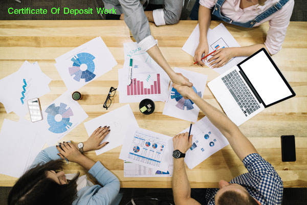 How Does A Certificate Of Deposit Work