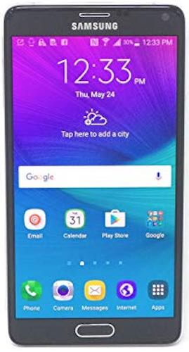 Straight Talk Samsung Galaxy Note 4