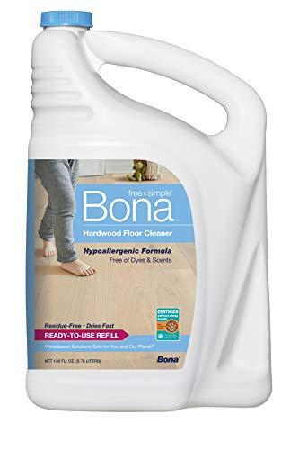 Bona Free & Simple Hardwood Floor Cleaner