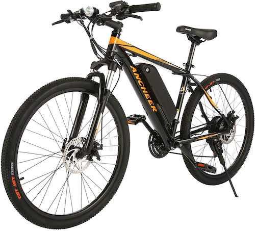 Ancheer 350-Watt Electric Mountain Bike