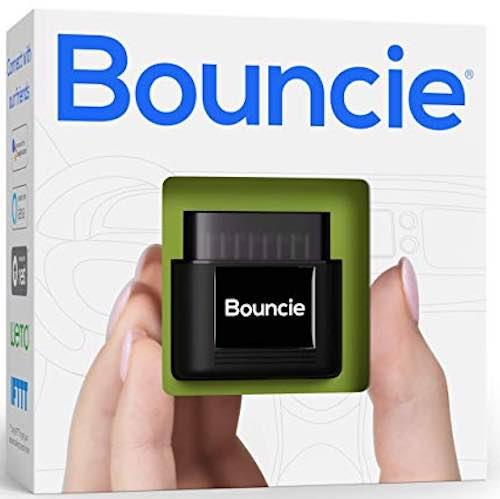 Bouncie Smart GPS Tracker Driving Companion