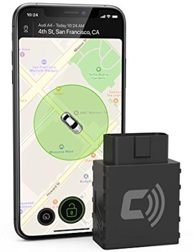 CarLock - 2nd Gen Advanced Real-Time 3G Car Tracker