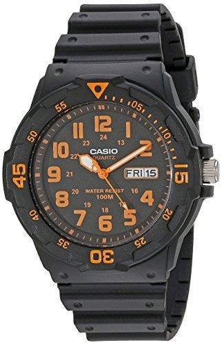 Casio Men Dive Style Watch