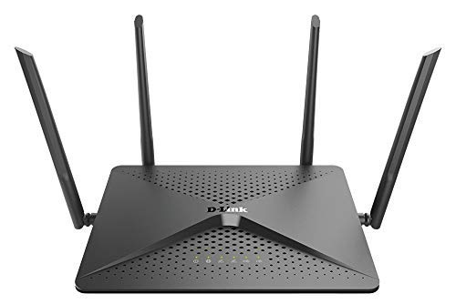 D-Link Exo WiFi Router AC2600 MU-MIMO