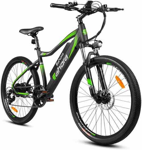 EAhora Mountain Ebikes for Adults