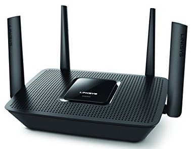 Linksys Tri-Band WiFi Router Long Range