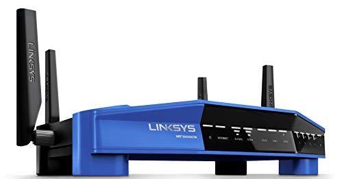 Linksys WRT AC3200