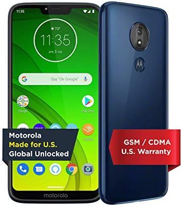 Motorola Moto G7 Power/Supra