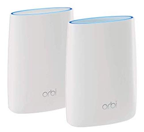 NETGEAR Orbi (RBK50) Tri-band With 3Gbps Speed Wifi Router Long Range