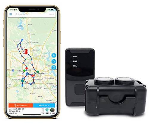 Optimus Real-Time GPS Tracker