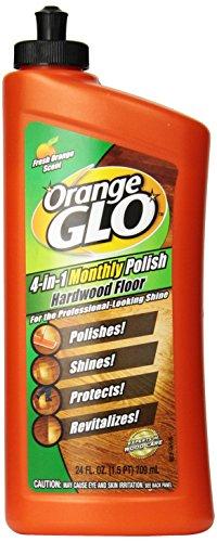 Orange Glo Cleaning Solution for Hardwood Floors