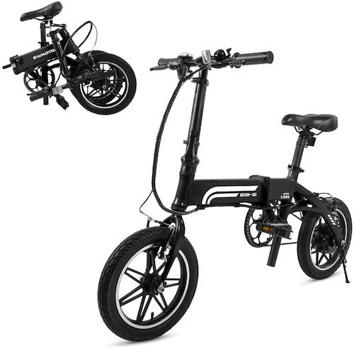 Swagtron Swag Cycle EB-5 Power Assist Electric Bike