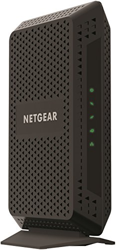 NETGEAR Cable Modem CM600 - Compatible with All Cable Providers Xfinity Modem Compatibility