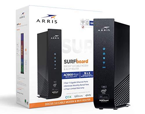ARRIS SURFboard SBG6950AC2 DOCSIS 3.0 Cable Modem