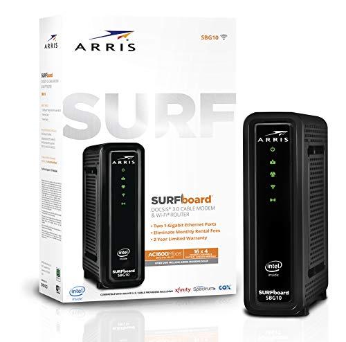Arris Surfboard SBG10 DOCSIS 3.0 Cable Modem