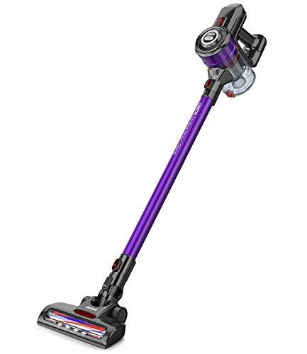 Cordless Vacuum, ONSON Stick Vacuum cleaner 12KPa Powerful Cleaning