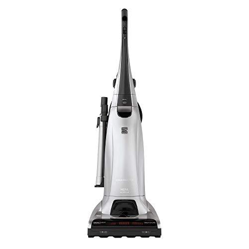 Elite HEPA Upright Beltless Bagged Vacuum Cleaner By Kenmore