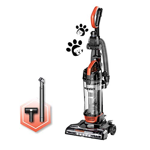 Eureka Power speed upright bagless vacuum cleaner (NEU182A)