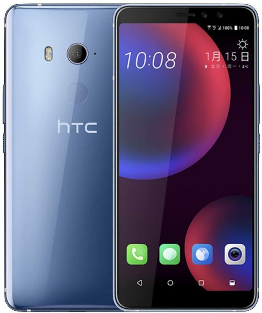 """HTC U11 Eyes 64GB / 4GB 6"""" FHD+ Dual Front Camera Face Unlock"""