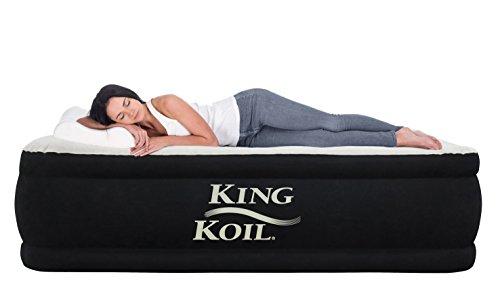King Koil Raised Air Mattress