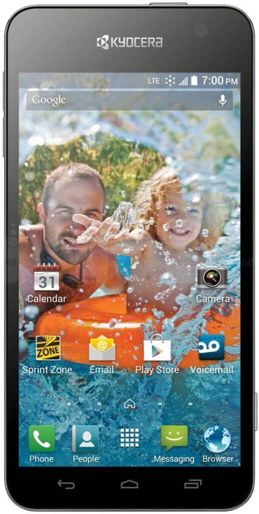 Kyocera Vibe - Prepaid Phone (Virgin Mobile)