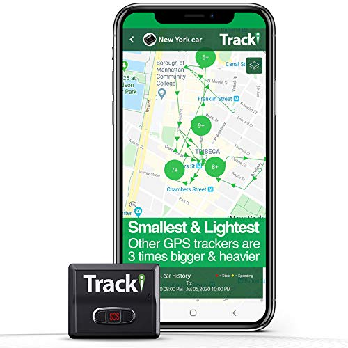 Magnetic Portable GPS Tracking Device(Tracki 2019) by Trackimo