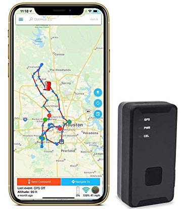 Optimus 2.0 GPS Car Tracking Devices