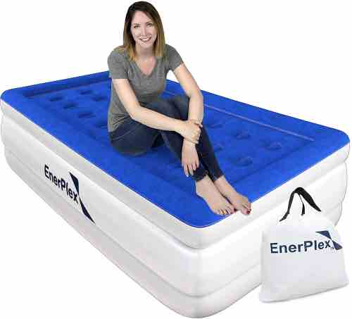 EnerPlex High Twin Inflatable Bed