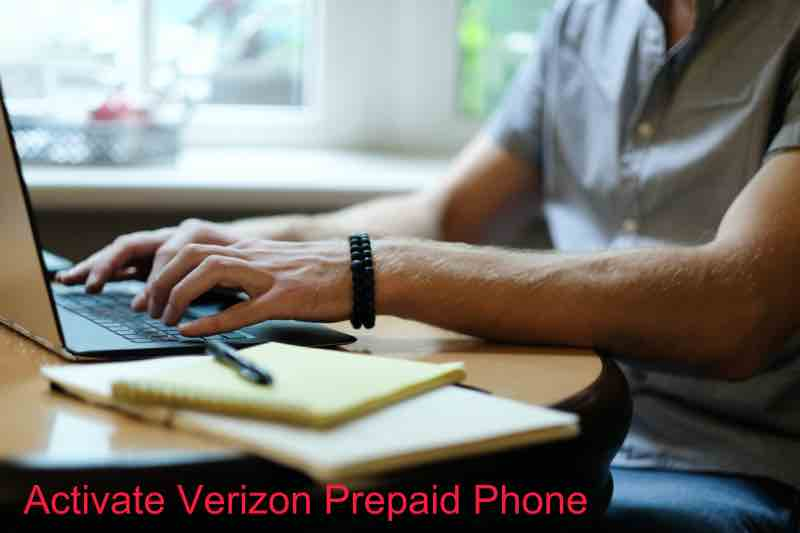 Activate Verizon Prepaid Phone