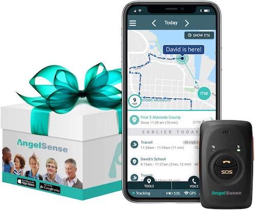 AngelSense Kids GPS Tracker