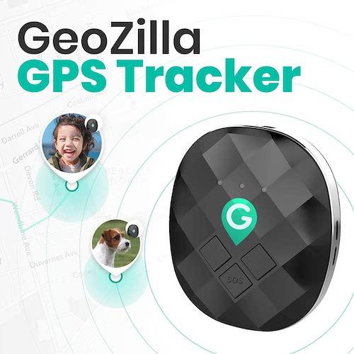 GeoZilla GPS Tracker