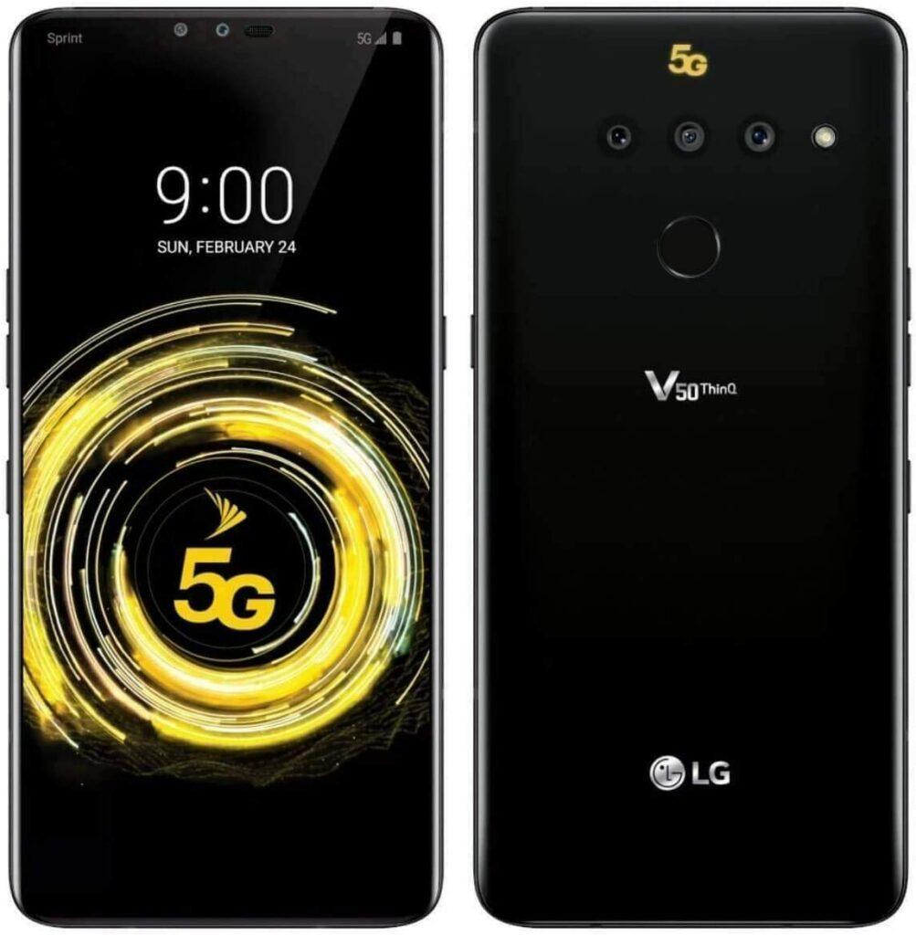 LG V50 ThinkQ 5G